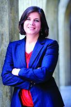 Michelle Mello of Stanford University