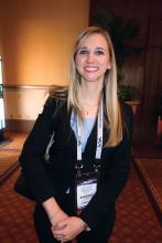 Dr. Alexandra Melnyk , a University of Pittsburgh ob.gyn resident