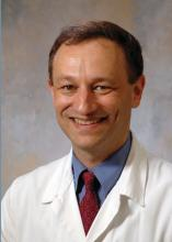Dr. David O. Meltzer, hospitalist and professor of medicine at the University of Chicago