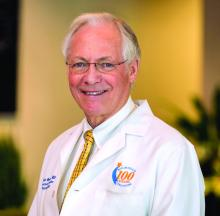 Dr. Alan Menter, chairman of the division of dermatology at Baylor University Medical Center, Dallas