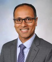 Amit Merchea, MD, of Mayo Clinic