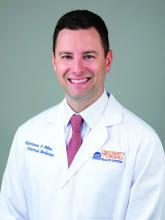 Dr. Bahnsen P. Miller is assistant professor of medicine, section of hospital medicine, at the University of Virginia School of Medicine, Charlottesville