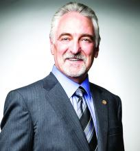 Ivan Misner, founder and chairman of BNI (Business Network International)