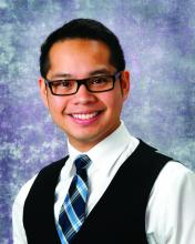Dr. Gerald Montano, assistant professor of pediatrics at the University of Pittsburgh and an adolescent medicine physician at Children's Hospital of Pittsburgh of UPMC.