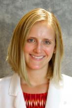 Dr. Amber Moore, a hospitalist at Beth Israel Deaconess Medical Center, and instructor of medicine, Harvard Medical School, Boston.