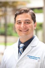 Chris Moriates, MD, SFHM