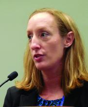 Dr. Sarah B. Mulkey, fetal-neonatral nurologist, Children's National Health System, Washington