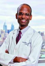 Dr. Kiran Musunuru, professor of cardiovascular medicine and genetics, University of Pennsylvania, Philadelphia. Original credit for Peggy Peterson 2009