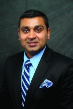 Dr. Rishi D. Naik is is a gastroenterology fellow at Vanderbilt University Medical Center in Nashville, Tenn., in the department of gastroenterology, hepatology, and fellowship.