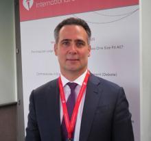 Dr. Raul G. Nogueira, professor of neurology, Emory University, Atlanta