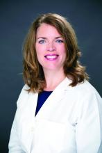 Patricia O'Brien, MD, PhD, a pediatric hospitalist in Tampa