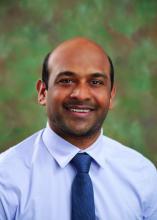 Dr. Shyam Odeti, Carilion Clinic, Roanoke, Va.