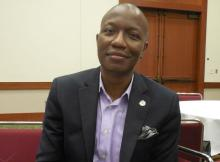 Dr. Bruce Ovbiagele, chief of staff, San Francisco V.A. Health Care System