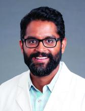 Dr. Manoj Pariyadath, patient flow operations center and adult emergency department, Wake Forest Baptist Health, Winston-Salem, N.C.
