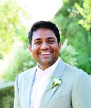 Minesh Patel, MD, Mid-Atlantic Regional Medical Director for the Tacoma, Wash-based hospitalist performance company Sound Physicians