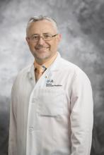 Dr. Jeremy Payne, director of the Banner Center for Neurovascular Medicine, and medical director of the Banner — University Medical Center Phoenix Comprehensive Stroke Program