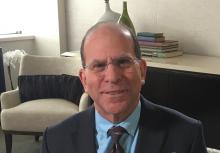 Mark David Pearlman, MD, of Michigan Medicine in Ann Arbor