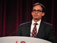 Dr. Jonathan P. Piccini, cardiac electrophysiologist, Duke University, Durham, N.C.