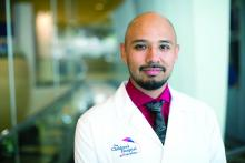 Dr. Carlos Plancarte, PHM Fellow at Children's Hospital of Montefiore, in New York
