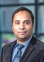 Dr. Prasanth Prabhakaran, director of hospital medicine transitions of care, Baystate Medical Center, Springfield, Mass., and assistant professor of medicine, University of Massachusetts, Worcester