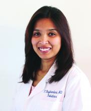 Prabi Rajbhandari, MD, of Akron (Ohio) Children's Hospital