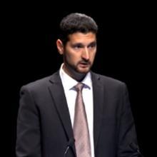 Dr. Ryan Ramanujam, Karolinska Institutet, Stockholm