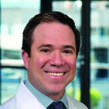 Dr. Alberto Revelo, an interventional pulmonologist at The Ohio State University Wexner Medical Center in Columbus.
