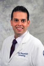 Dr. Houman Rezaizadeh, UConn Health