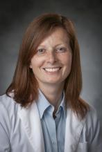 Dr. Danielle Richardson of the Division of Hospital Medicine, Duke University Health System, Durham, NC