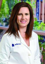 Dr. Sanaa Rizk of Thomas Jefferson University Hospital in Philadelphia