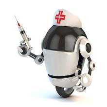 Robotic nurse