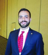 Luis Rodriguez, a PhD candidate in epidemiology at the University of California, San Francisco