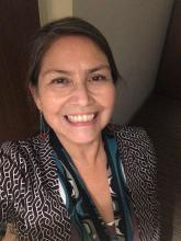 Dr. Mary Hasbah Roessel is a Navajo board-certified psychiatrist practicing in Santa Fe, N.M., working with the local Indigenous population