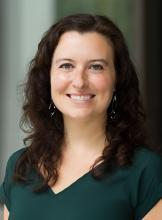 Dr. Nicole Rosendale, University of California San Francisco hospitalist