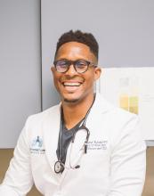 Dr. Cedric Rutland, Riverside, Calif.