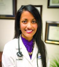 Dr. Ruby Sahoo, Team Health, Knoxville, Tenn.