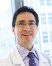 Dr. Leonard Saltz, medical oncologist at Memorial Sloan Kettering Cancer Center, New York
