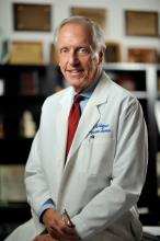 Dr. William Shaffner of Vanderbilt