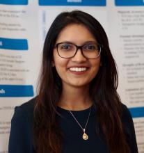 Nidhi Shah, third-year medical student, Geoerge Washington University, Washington