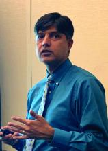 Dr. Nirmish Shah of Duke Health in Durham, N.C.