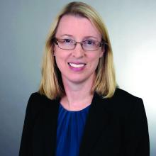 Erin Shaughnessy, MD, director of pediatric hospital medicine at the University of Alabama-Birmingham and Children's of Alabama