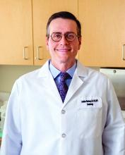 Dr. Jonathan I. Silverberg, director of clinical research and contact dermatitis, George Washington University