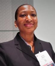 Dr. Alexis Simpkins, vascular and stroke neurologist, University of Florida, Gainesville