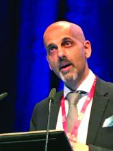 Dr. Dave Singh, professor in the division of infection, immunity, and respiratory medicine, University of Manchester (England)