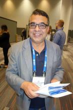 Dr. Jaskaran Singh, senior director, Janssen, San Diego