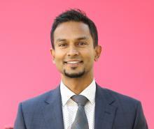 Shankar Siva, PhD, MBBS, of Peter MacCallum Cancer Centre in Melbourne, Australia