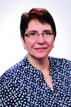 Dr. Alexis Skoufalos, associate dean, strategic development, for Jefferson College of Population Health, Philadelphia