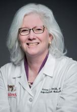 Dr. Karen Smith is the chief of the division of hospitalist medicine and past president of the medical staff at Children's National Medical Center in Washington