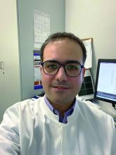 Dr. Georgios Sogkas of the clinic for rheumatology and immunology at Hannover Medical University in Hannover, Germany