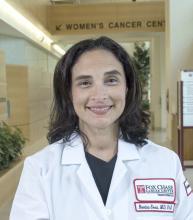 Dr. Iberia Romina Sosa, Fox Chase Cancer Center, Philadelphia